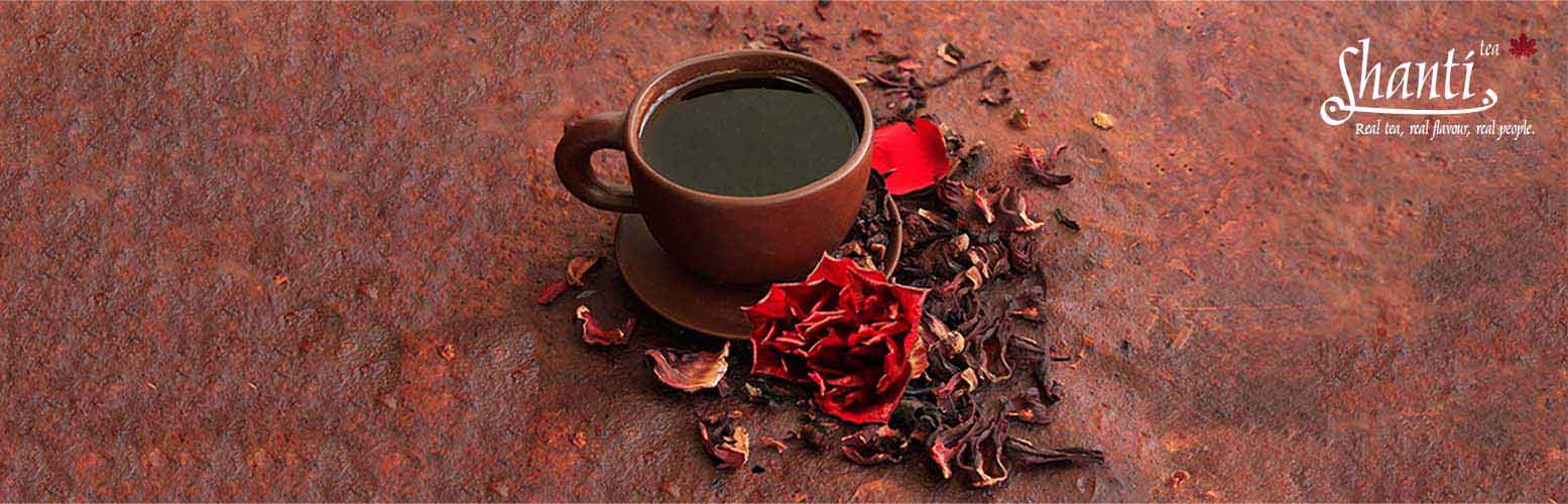 Shanti Valentines Tea