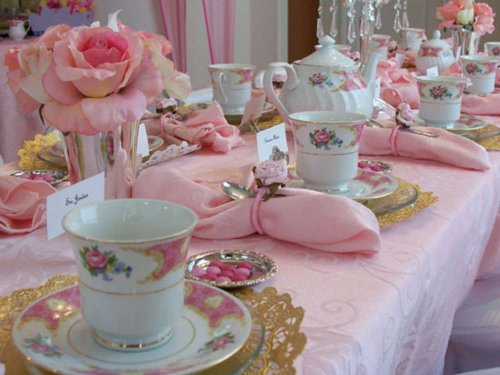 It's Tea Party Time