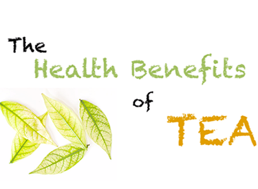 Health: The Health Benefits Of Tea
