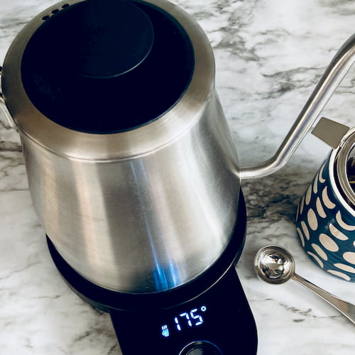 Dial it in: Water temperature by tea type