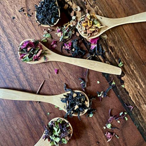 Our Tea Sommelier's top 5