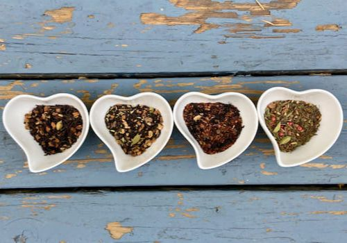 4 shanti teas