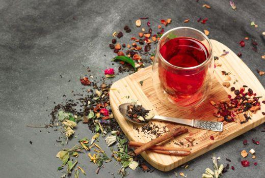 Organic teas & herbs