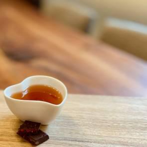 Chocolate and tea pairings