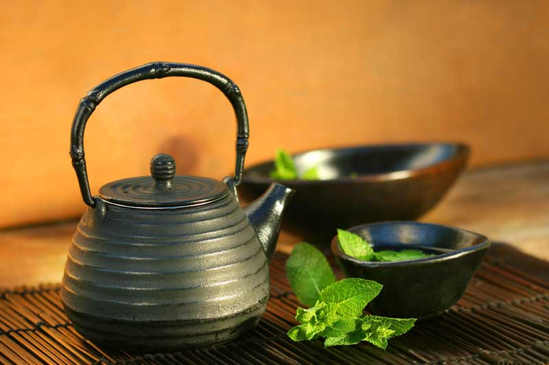 How to steep green tea properly