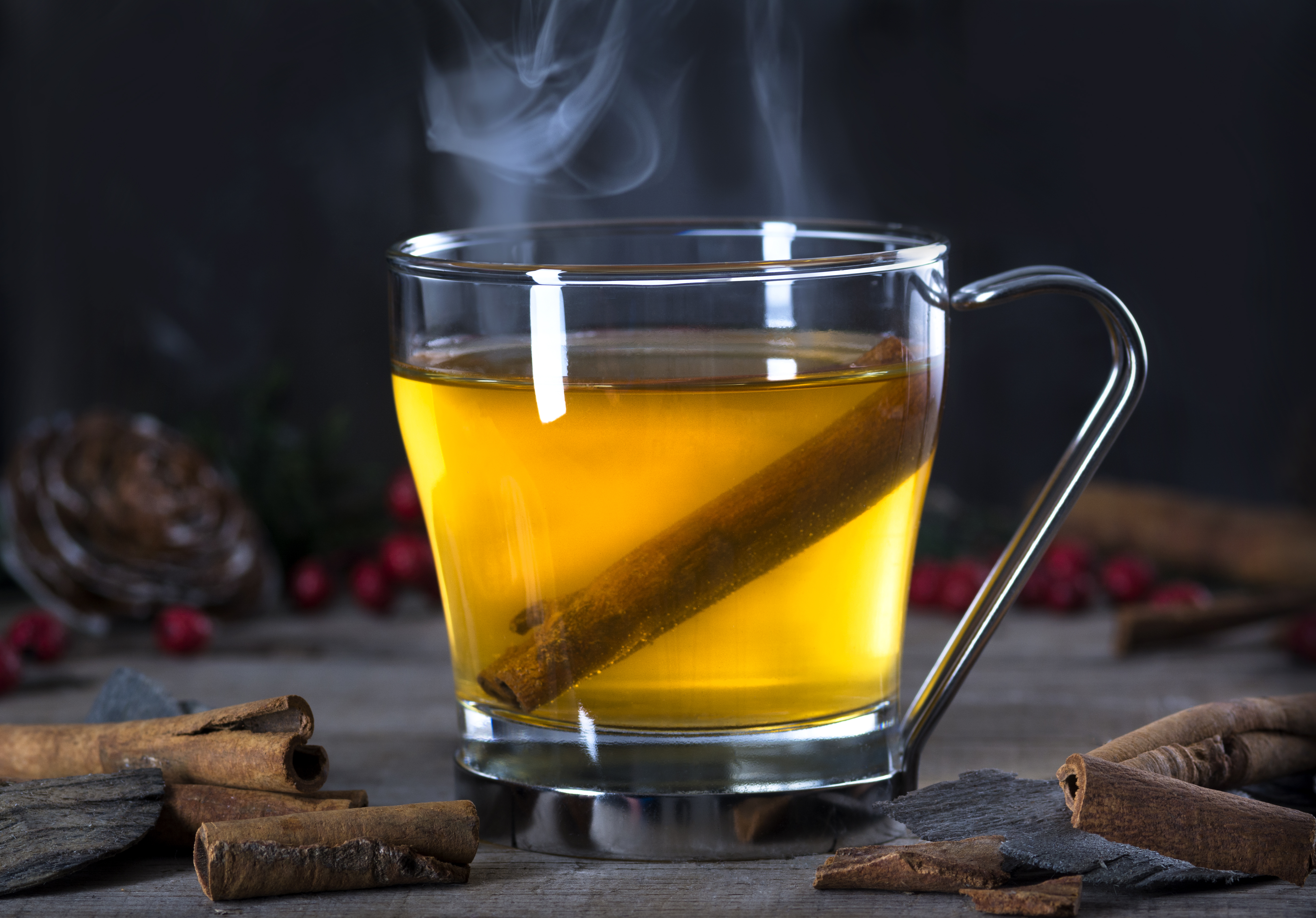 Whiskey Chai Toddy