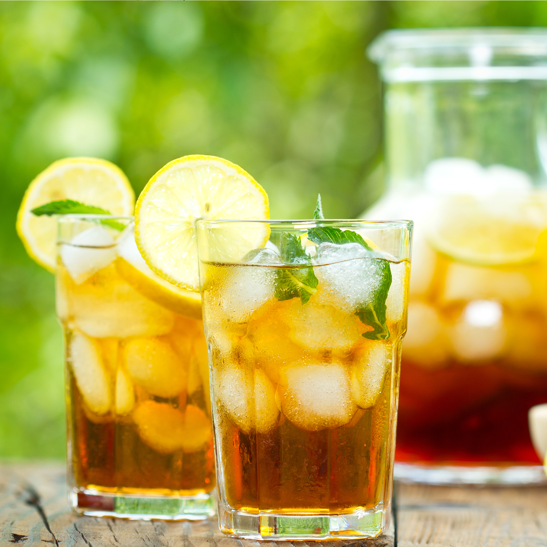 5 Healthy Iced Tea Recipes to Wow your Summer Guests