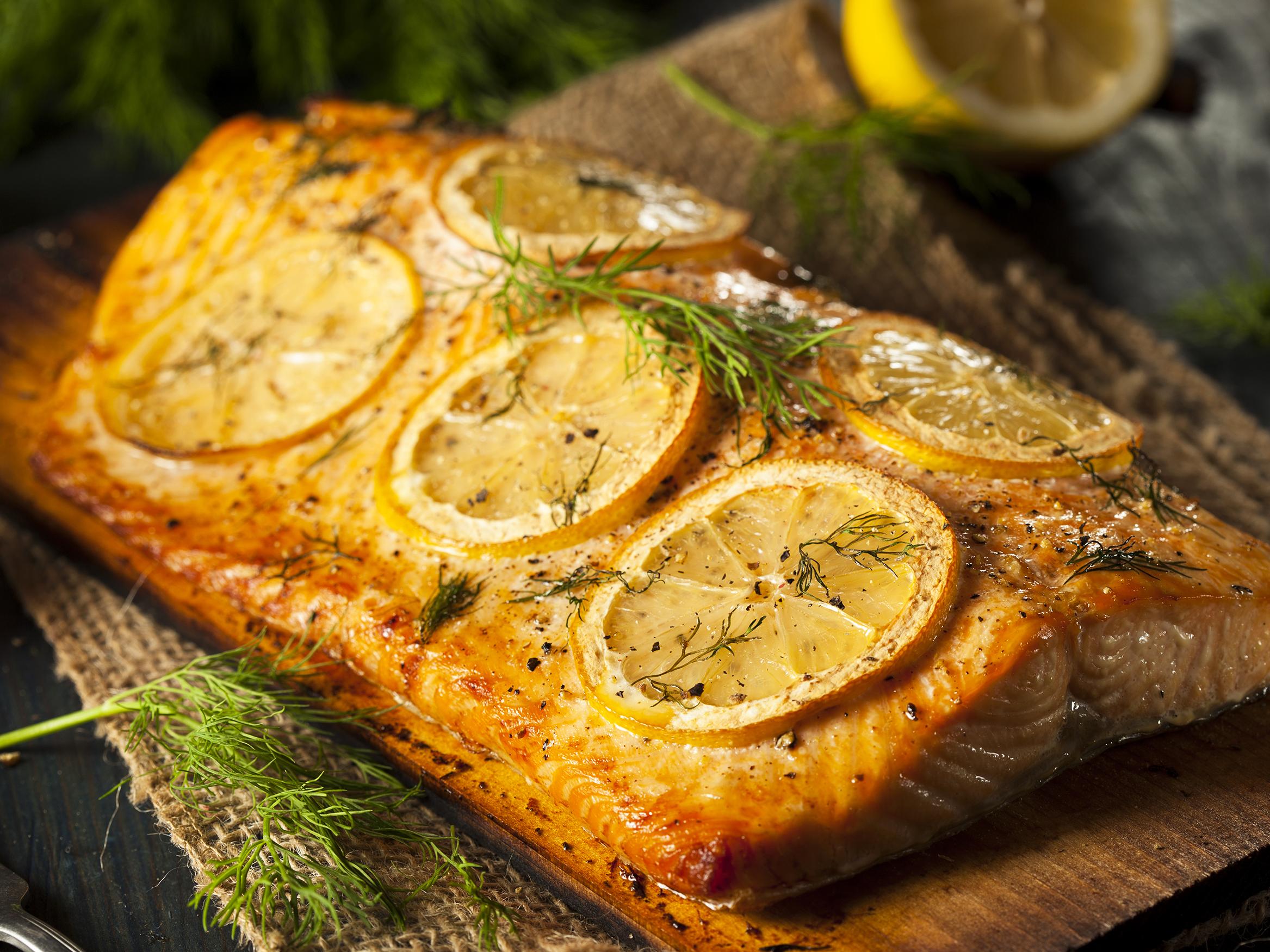 Lapsang Salmon