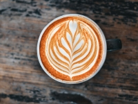 Red Lattes - Rooibos-based espresso!