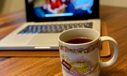 Tea over Skype: Tips for a virtual Easter and Passover