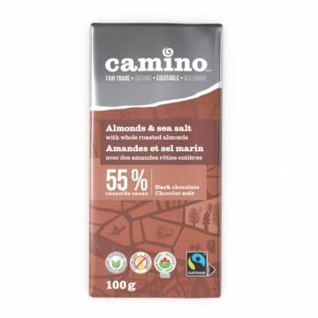 Camino Almonds & Sea Salt Chocolate