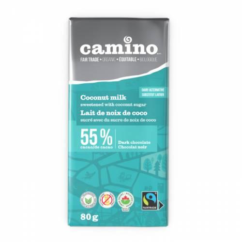 Camino Coconut Milk Chocolate