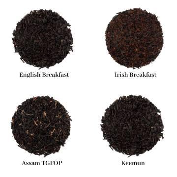A Black Tea Sampler