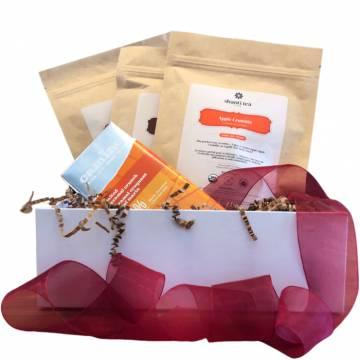 Three Tea Pouches Gift Box