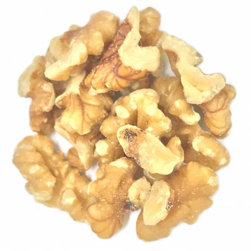Walnut Pieces, Raw